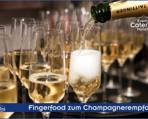 Fingerfood zum Aperitif Catering Niederbayern
