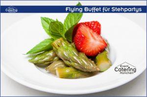 Flying Buffet Salat Catering Niederbayern