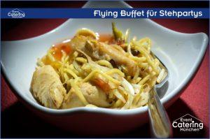 Flying Buffet asiatisch von Catering Niederbayern