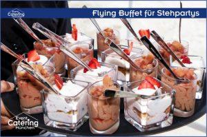 Flying Dessert Buffet von Catering Niederbayern