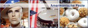 Amerikanische Feste von Zeltverleih Niederbayern