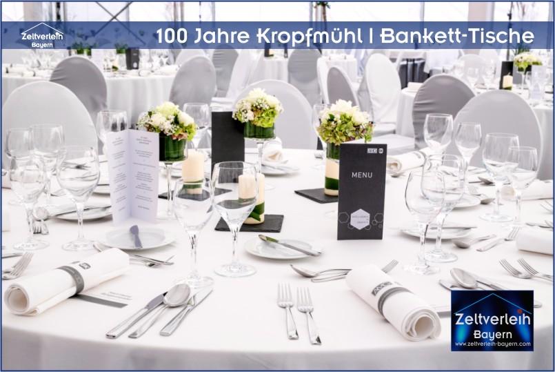 Gala 100 Jahre Kropfmühl Zeltverleih Niederbayern