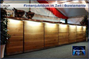 irmenjubiläum im Zelt Zeltverleih Niederbayern