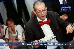 Firmenjubiläum im Zelt Zeltverleih Niederbayern