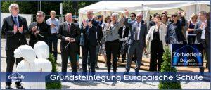 Grundsteinlegung Zeltverleih Niederbayern